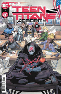 Cover Thumbnail for Teen Titans Academy (DC, 2021 series) #1