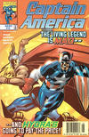 Cover for Captain America (Marvel, 1998 series) #5 [Newsstand]