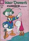 Cover for Walt Disney's Comics and Stories (Dell, 1940 series) #v20#11 (239)