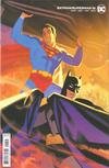 Cover Thumbnail for Batman / Superman (2019 series) #16 [Greg Smallwood Variant Cover]