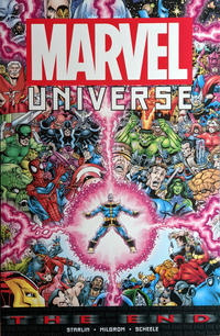 Cover Thumbnail for Marvel Universe: The End (Marvel, 2019 series)