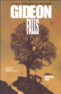 Cover Thumbnail for Gideon Falls (Image, 2018 series) #2 - Original Sins