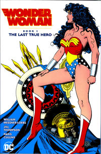 Cover Thumbnail for Wonder Woman (DC, 2020 series) #1 - The Last True Hero