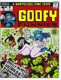 Cover Thumbnail for Goofy Funnies (The Comix Company, 2008 series) #7