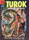Cover for Turok, Son of Stone (Dell, 1956 series) #23 [British]