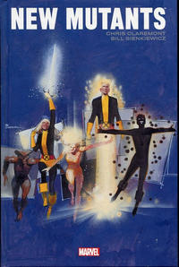 Cover Thumbnail for Marvel Icons : New Mutants (Panini France, 2018 series)