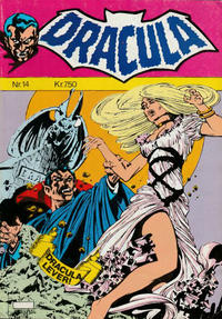 Cover Thumbnail for Dracula (Winthers Forlag, 1982 series) #14