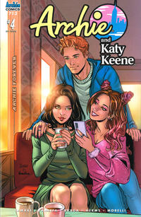 Cover Thumbnail for Archie (Archie, 2015 series) #713 (4) [Cover A - Laura Braga]