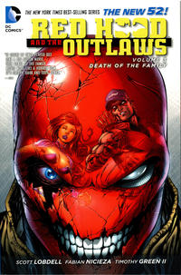 Cover Thumbnail for Red Hood and the Outlaws (DC, 2012 series) #3 - Death of the Family