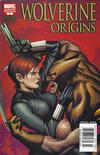 Cover for Wolverine: Origins (Marvel, 2006 series) #9 [Texeira Newsstand]