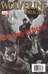 Cover for Wolverine: Origins (Marvel, 2006 series) #17 [Newsstand]