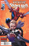 Cover for Avenging Spider-Man (Marvel, 2012 series) #4 [Newsstand]