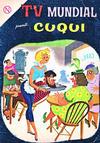 Cover for TV Mundial (Editorial Novaro, 1962 series) #27