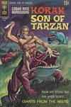 Cover Thumbnail for Edgar Rice Burroughs Korak, Son of Tarzan (1964 series) #23 [Canadian]