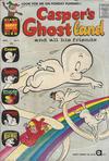 Cover for Casper's Ghostland (Harvey, 1959 series) #5 [35 cent]