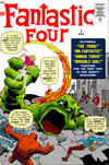 Cover Thumbnail for Fantastic Four Omnibus (2005 series) #1 [Third Edition]
