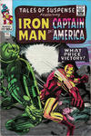 Cover Thumbnail for Tales of Suspense (1959 series) #71 [British]