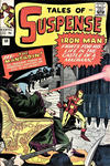 Cover Thumbnail for Tales of Suspense (1959 series) #50 [British]