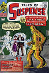 Cover Thumbnail for Tales of Suspense (1959 series) #45 [British]