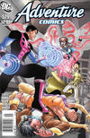 Cover for Adventure Comics (DC, 2009 series) #529 [Newsstand]