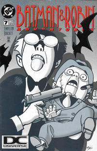 Cover Thumbnail for The Batman and Robin Adventures (DC, 1995 series) #7 [DC Universe Corner Box]