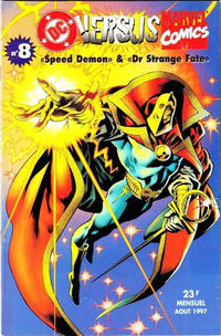 Cover Thumbnail for DC versus Marvel (Semic S.A., 1997 series) #8