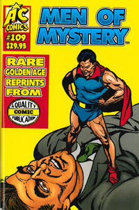 Cover Thumbnail for Men of Mystery Comics (AC, 1999 series) #109