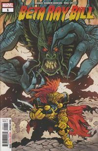 Cover Thumbnail for Beta Ray Bill (Marvel, 2021 series) #1