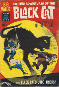 Cover Thumbnail for Black Cat (Harvey, 1946 series) #65 [35 cent]