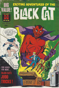 Cover Thumbnail for Black Cat (Harvey, 1946 series) #64 [35 cent]