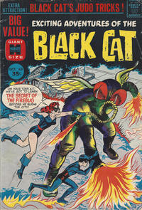 Cover Thumbnail for Black Cat (Harvey, 1946 series) #63 [35 cent]