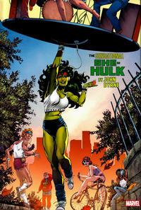 Cover Thumbnail for Sensational She-Hulk by John Byrne Omnibus (Marvel, 2020 series)