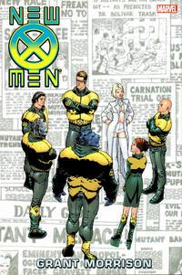 Cover Thumbnail for New X-Men Omnibus (Marvel, 2006 series)
