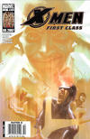 Cover for X-Men: First Class (Marvel, 2007 series) #3 [Newsstand]