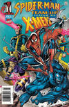Cover for Spider-Man Team-Up (Marvel, 1995 series) #1 [Newsstand]