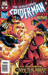 Cover for The Sensational Spider-Man (Marvel, 1996 series) #5 [Newsstand]