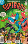 Cover for The New Adventures of Superboy (DC, 1980 series) #3 [British]