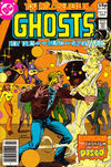 Cover Thumbnail for Ghosts (1971 series) #90 [British]