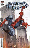 Cover for Amazing Spider-Man (Marvel, 2018 series) #49 (850) [Variant Edition - Olivier Coipel Cover]
