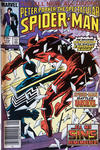 Cover Thumbnail for The Spectacular Spider-Man (1976 series) #110 [Canadian]