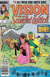 Cover Thumbnail for The Vision and the Scarlet Witch (1985 series) #3 [Canadian]