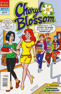 Cover for Cheryl Blossom (Editions Héritage, 1996 series) #17