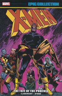 Cover Thumbnail for X-Men Epic Collection (Marvel, 2014 series) #7 - The Fate Of The Phoenix