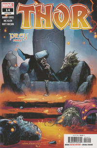 Cover Thumbnail for Thor (Marvel, 2020 series) #14 (740)