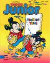 Cover for Donald Duck Junior (Hjemmet / Egmont, 2018 series) #4/2021