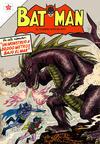 Cover for Batman (Editorial Novaro, 1954 series) #52