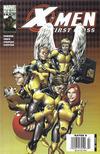 Cover for X-Men: First Class (Marvel, 2007 series) #12 [Newsstand]