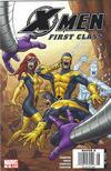 Cover for X-Men: First Class (Marvel, 2007 series) #13 [Newsstand]