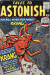 Cover for Tales to Astonish (Marvel, 1959 series) #14 [British]