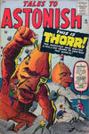 Cover for Tales to Astonish (Marvel, 1959 series) #16 [British]